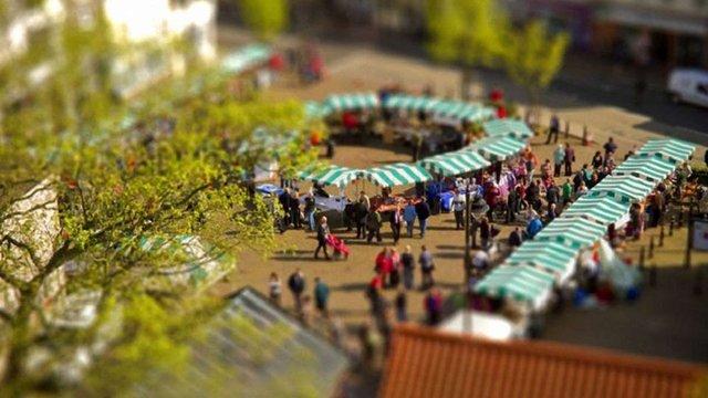 У суботу у Львові з'явиться перший Pop Up Market