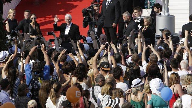 У чеських Карлових Варах відкрився кінофестиваль