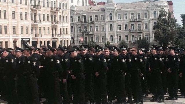 Нові патрульні вийдуть на вулиці Києва вже сьогодні ввечері