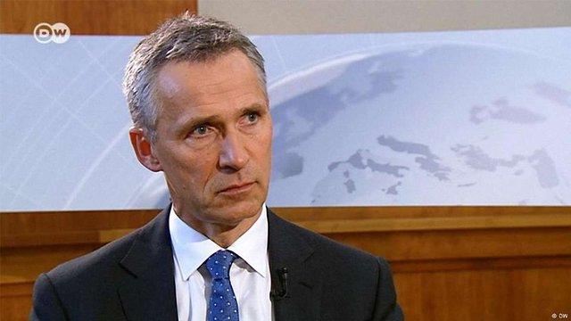 Генсек НАТО: Росія цілком готова застосувати силу проти Грузії та Молдови