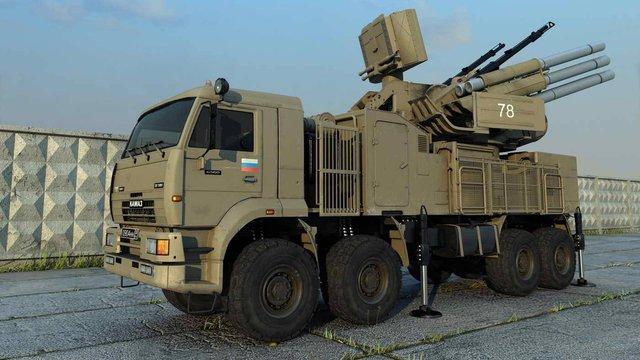 Бразилія відтермінувала закупки зброї у Росії