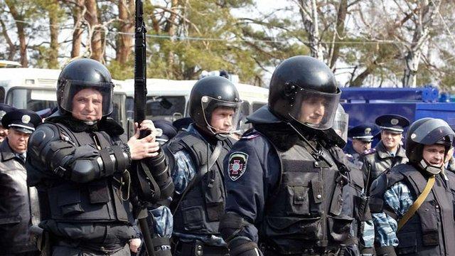 Спецпідрозділи МВС із «звірячими назвами» замінить корпус оперативної дії, - Яценюк