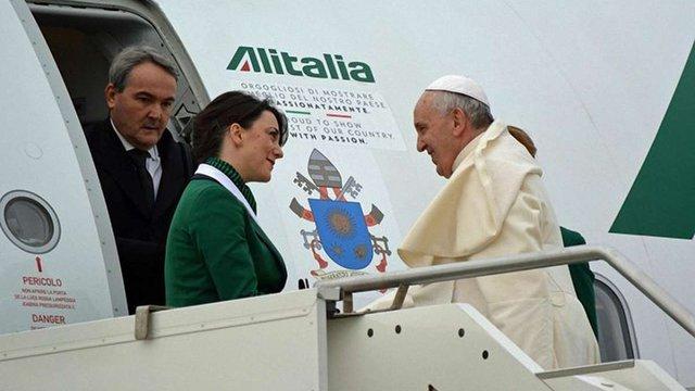 Папа Римський вирушив у латиноамериканське турне