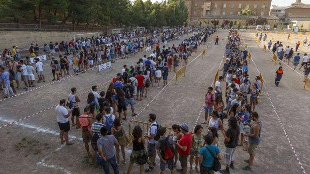 Іспанці стоять в чергах заради участі у «Грі престолів»