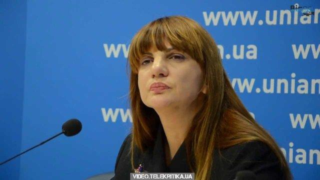 Дружина Корчинського внесла у ВР  законопроект про заборону назви «Росія»