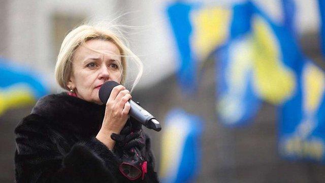 В Росії порушили кримінальну справу проти Ірини Фаріон