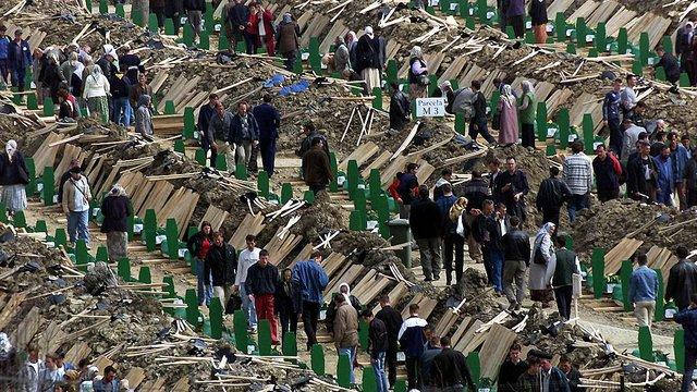 Росія заблокувала резолюцію РБ ООН щодо Сребрениці