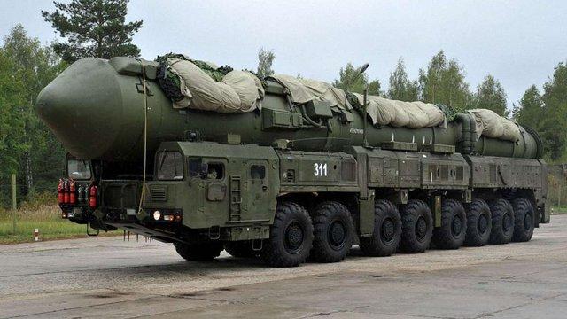 Комітет з питань Збройних сил США оголосив Росію стратегічною ядерною загрозою