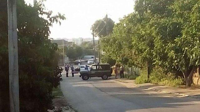 На Одещині розстріляли іномарку місцевого кримінального авторитета