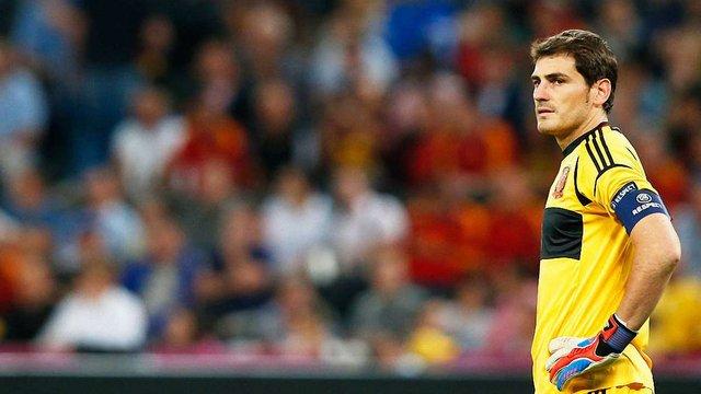 Легенда «Реалу» Ікер Касільяс домовився про перехід у «Порту»