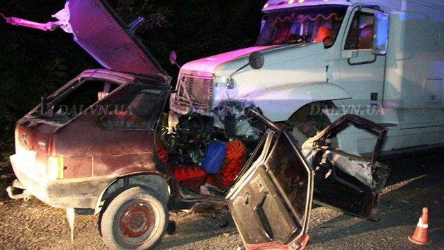 У жахливому ДТП на Вінниччині загинули три неповнолітні дівчини