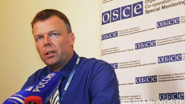 Місію ОБСЄ в Україні пролонговано до 21 березня 2016 року