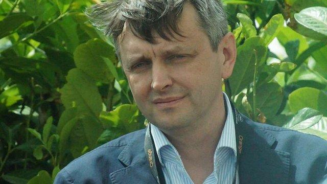 Сергій Лозниця презентує у Карлових Варах фільм Кіри  Муратової