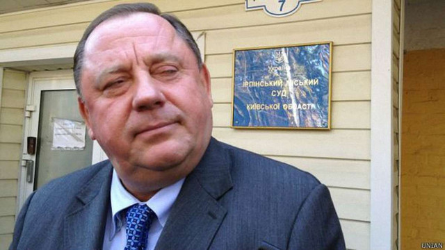Геращенко опублікував відео затримання Петра Мельника у справі про хабарництво