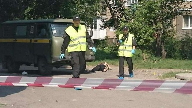 Грабіжник у Харкові застрелив трьох працівників «Укрпошти»