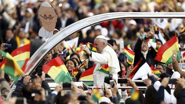 Папа Римський закликав змінити глобальний економічний порядок