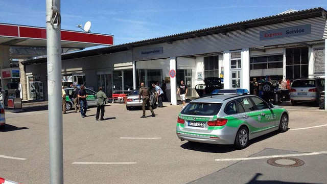 У Північній Баварії нападник застрелив двох людей