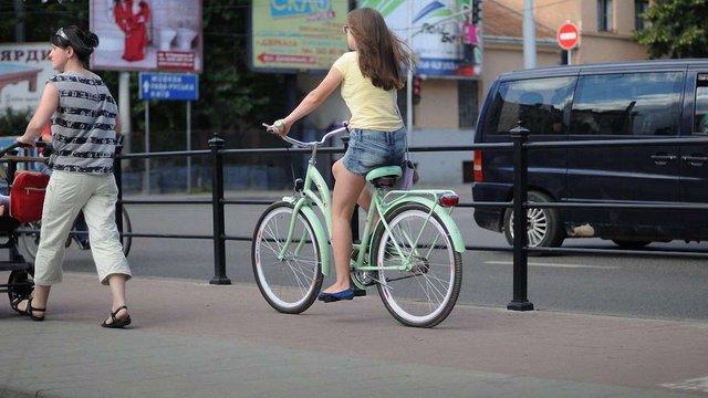 У Львові вперше підрахують кількість велосипедистів