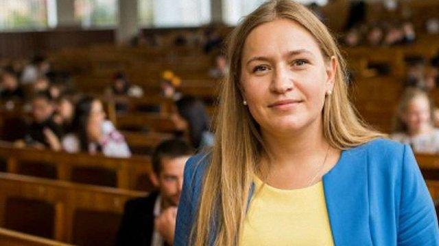 Оксана Юринець заявила про свою участь у виборах мера Львова