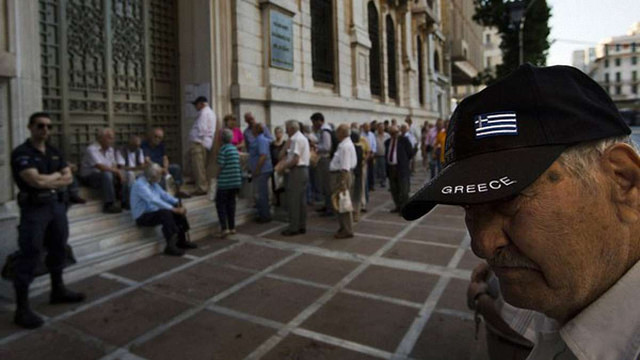 Банківська система Греції на межі краху, - FT