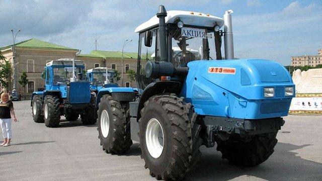 Трактори Харківського заводу обладнають двигунами Volvo