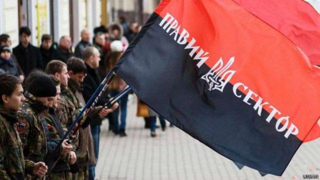 «Правий Сектор» оголосив всеукраїнську мобілізацію