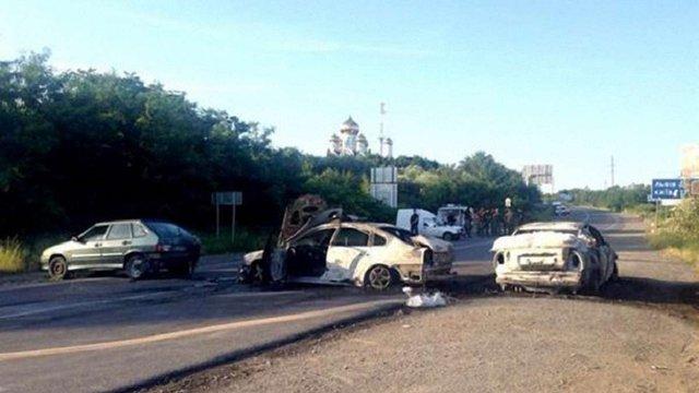 Двоє заблокованих біля Мукачевого бійців ПС здалися і склали зброю