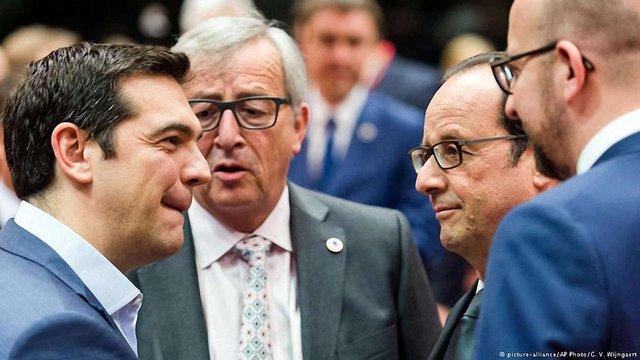 Єврогрупа оголосила умови надання Греції фінансової допомоги