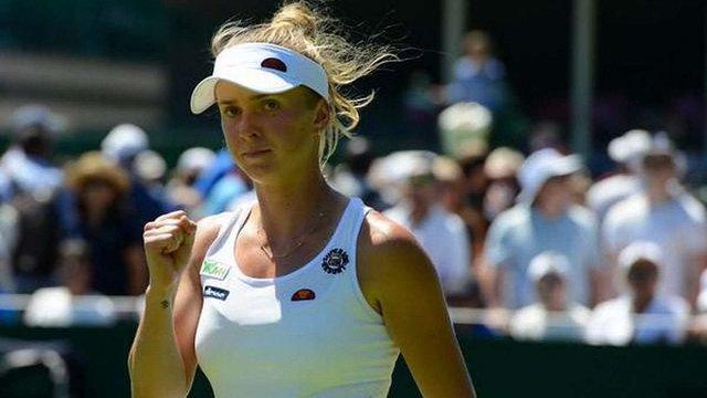 Тенісистка Еліна Світоліна зберегла рекордну позицію у рейтингу WTA