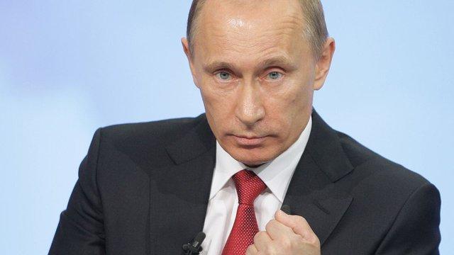 Путін виступив проти створення трибуналу щодо катастрофи MH17