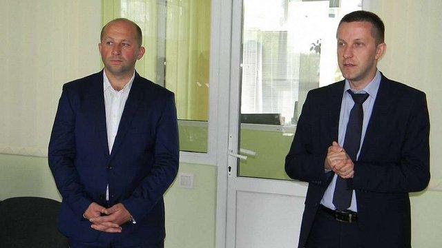 У Львові представили нового заступника начальника міськуправління з питань держреєстрації