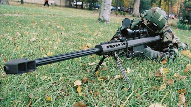 Спецназ ЗСУ отримав снайперські супер-гвинтівки