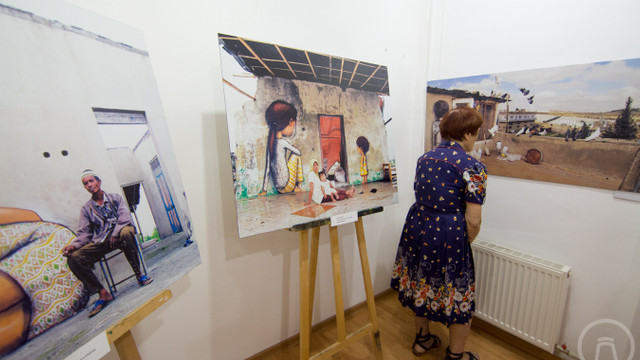 В Одесі виставили сучасний французький стріт-арт