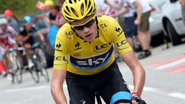 Лідера «Тур де Франс» запідозрили у вживанні допінгу
