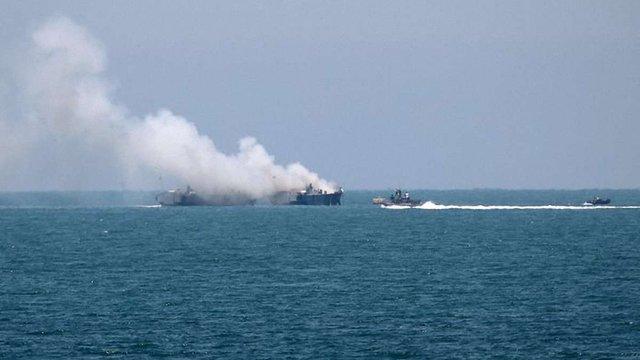 Бойовики «Ісламської держави» підбили єгипетський військовий корабель