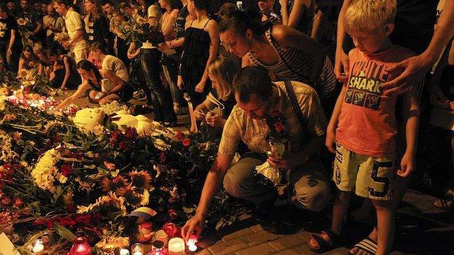 Британія підтримала створення трибуналу щодо катастрофи MH17