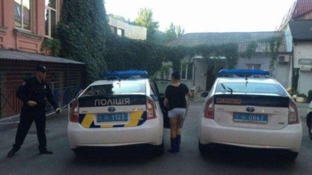 Патрульна поліція викрила бордель у центрі Києва