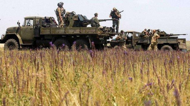 Ситуація на Донбасі залишається напруженою, але контрольованою, - прес-центр АТО
