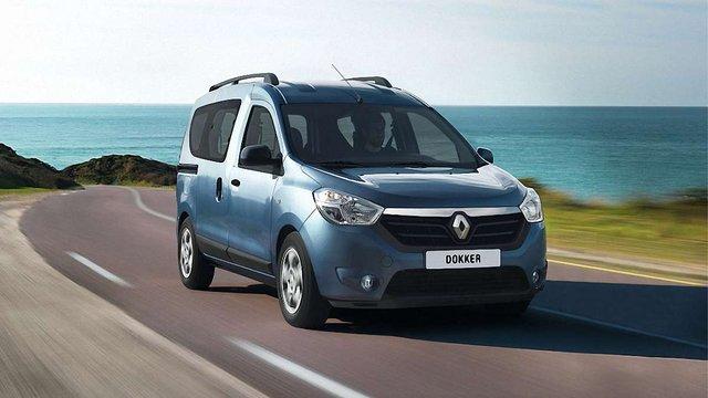 ЛКП «Залізничнетеплоенерго» придбало собі новий автомобіль Renault