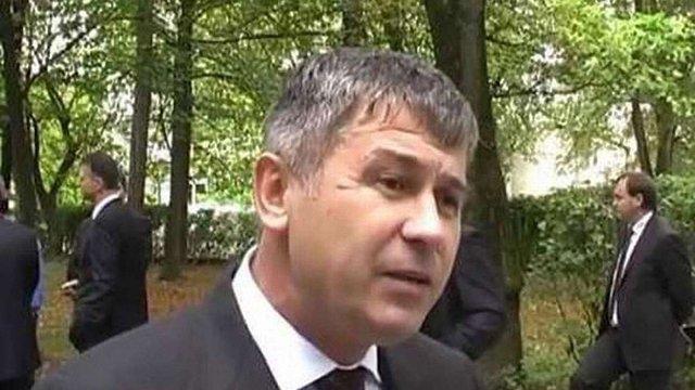 Прикордонники не випустили з України депутата Ланя