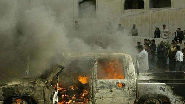 Внаслідок теракту ІДІЛ в Іраку загинуло понад 100 осіб
