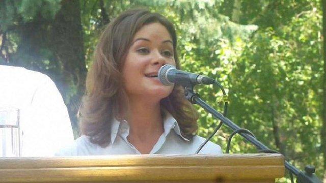 Російська заступниця Саакашвілі тричі відмовилася сказати, з ким воює Україна