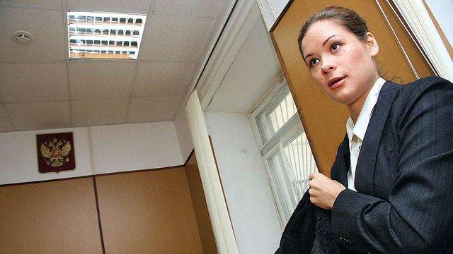Марія Гайдар відмовилась від фінансування Путіна