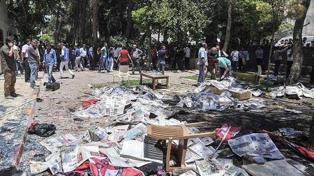 Внаслідок теракту в Туреччині постраждалих громадян України немає, - МЗС