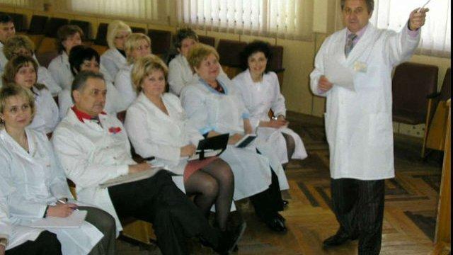 В ДТП розбився головний лікар 4-тої клінічної лікарні Львова