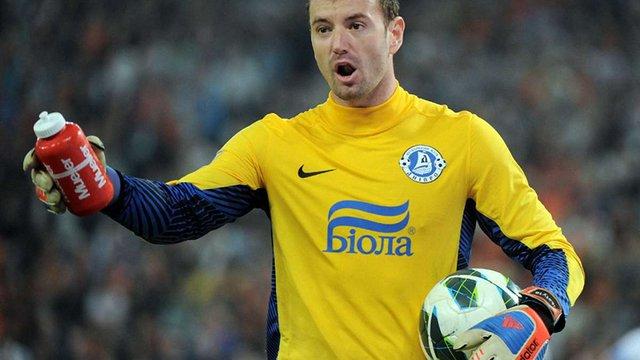 Чеський футболіст підтримав українську армію