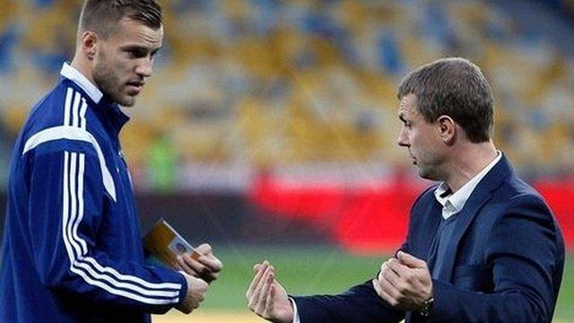 Ребров відмовив Ярмоленка переходити у «Сток Сіті»