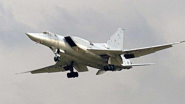 Російська армія в Криму посилиться бомбардувальниками Ту-22М3 у відповідь на базу ПРО в Румунії