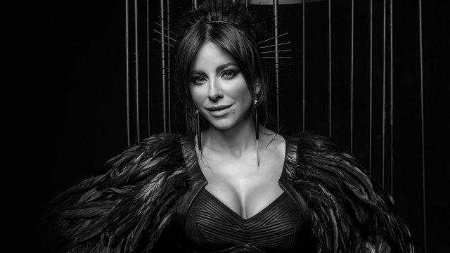Ані Лорак заспівала на корпоративі Новосибірської птахофабрики