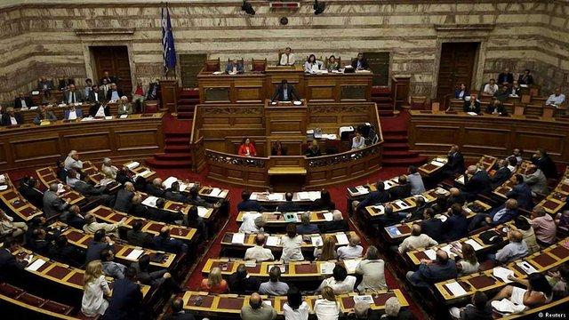 Грецькі парламентарі ухвалили другий закон про проведення реформ